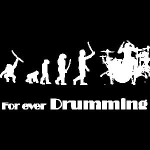 Evolution - For ever Drumming