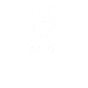 Eat. Sleep. Hockey. Repeat. Eishockey Teamsport