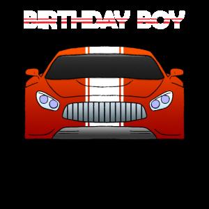 Geburtstagsjunge Geburtstag Jungen Auto