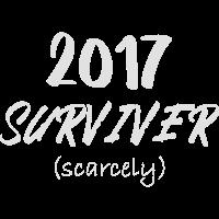 2017 Surviver (Scarely)