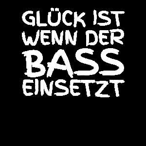 Glück Ist Wenn Der Bass Einsetzt