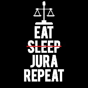 Eat sleep jura repeat