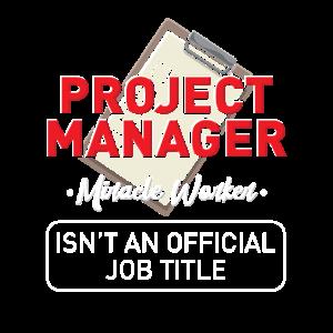 Projektmanager Management