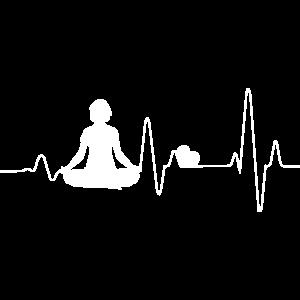 Yoga Meditation Meditieren Entspannung Yogi