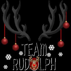 Weihnachten - Team Rudolph - Weihnachten Santa