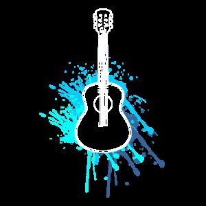 Gitarre Musikinstrument