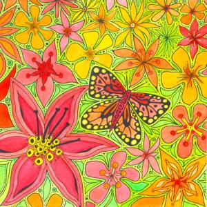 KrafttierMANA Schmetterling