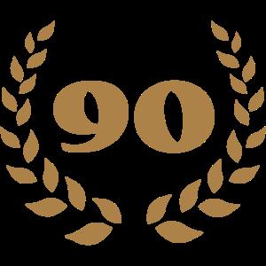 jubileaeum 90