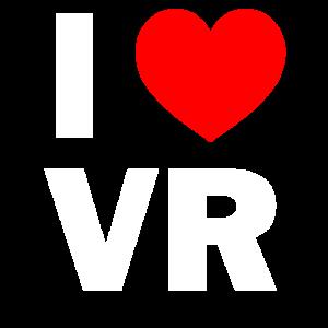I love Virtual Reality