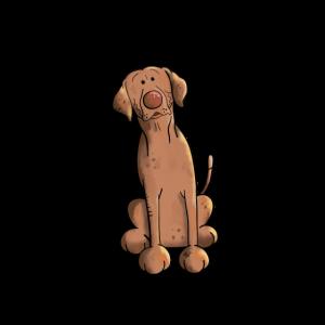 Labrador Retriever Frauchens Trinknapf Hund Tasse
