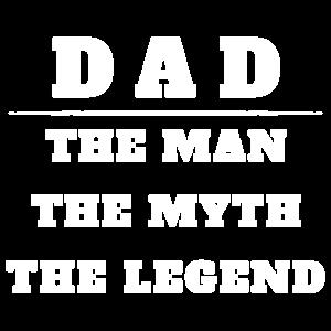 Vater, der Mann, der Mythos, die Lengende