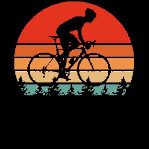Fahrrad Radfahren Design Geschenke für Radfahrer
