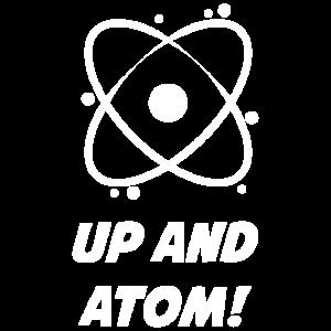 Up and Atom Wissenschaft Geschenk