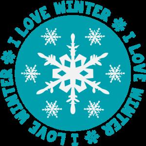 I love Winter Kreis