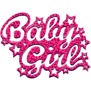 Baby Girl (Pink Leopard)