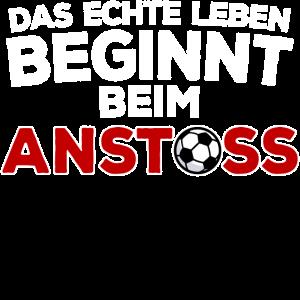 Fussball Anstoss Spruch Weisheit Fussballfan Tore