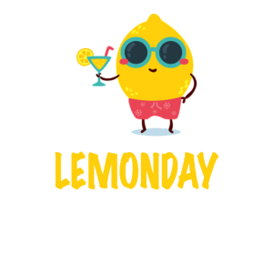 Lemon Monday Lemonday Wortspiel