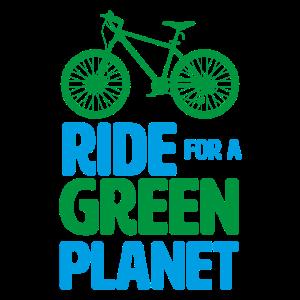 Fahrrad Umweltschutz Klimaschutz Radfahren Radeln
