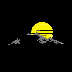 Freizeit - Wohnmobil Berge
