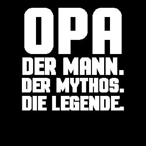 Opa - Mann, Mythos, Legende T-Shirt