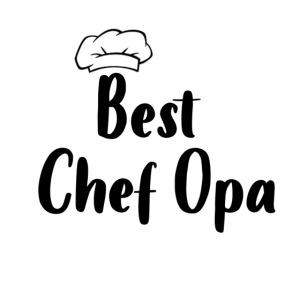 Alles voor Moeder en Kind Best Chef Opa