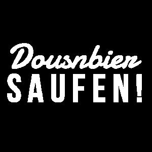 Dousenbier Saufen