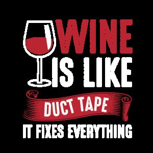 Wine is like