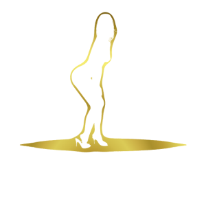 Goldne Stripperin
