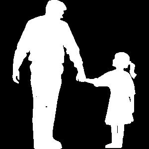 Vater Papa Ehemann Papi Dad Lustiger Symbol Held