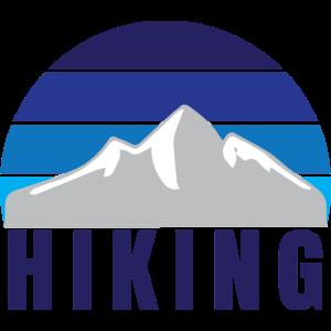 Hiking Shirt · Berge · Wanderweg Geschenk