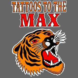 Tattoos to the Max - Tiger