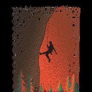 Kletter- und Sportgeschenke - Klettern und Kletterer