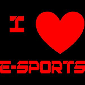 I love E-Sports