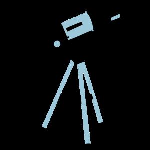 Teleskop, Astronomie