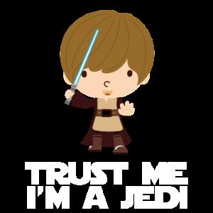 Vertrau mir, ich bin ein Jedi
