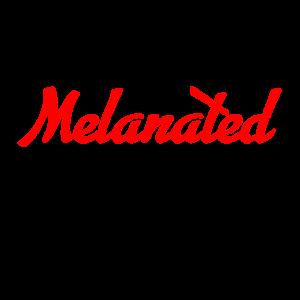 Dicker Melanted King