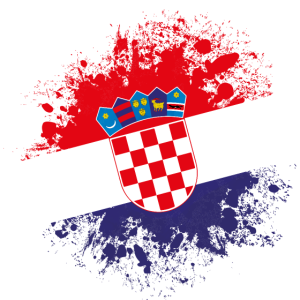 croatia flag design