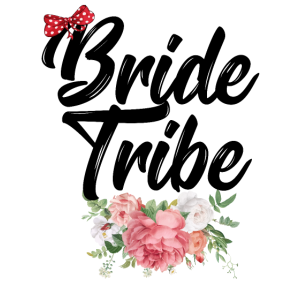 Bride tribe flower with bow