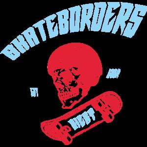 theSKATEBORDERS - NICKY