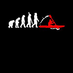 Kayak Entwicklung Kajak Evolution Kajaker Kayaker