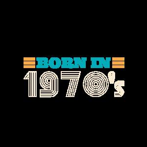 Born In 1970s - Geburtsjahr 1970