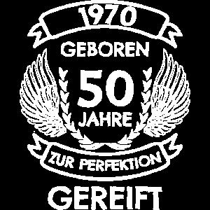 Geboren 1970 50er Geburtstag Geschenkidee Party