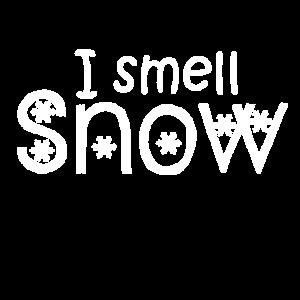 Schnee Winterzeit Flocken Design