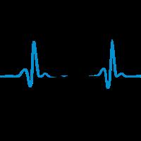 Just keep swimming - Schwimmen Herzschlag EKG