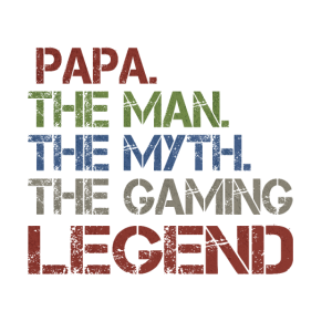 Papa The Gaming Legend