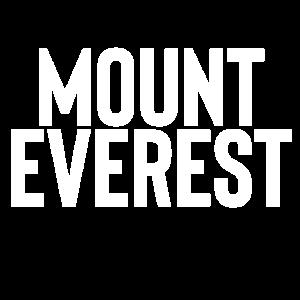 Mount Everest Berg