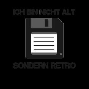 Computer Diskette Software Technik retro Geschenk