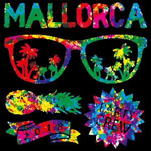 mallorca party crew colors