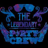 party crew legendary