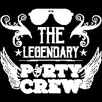 legendary party crew design